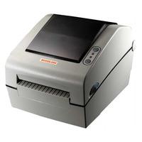Bixolon 203dpi, 178mm/s, Peeler, Ethernet, Serial, USB, Light Grey Labelprinter - Zwart