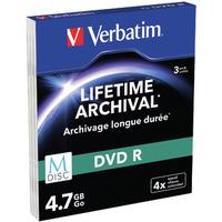 Verbatim 4.7GB DVD-R DVD vierge