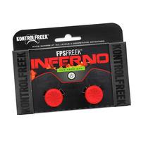 KontrolFreek FPS Freek Inferno thumbsticks voor Xbox One - Rood