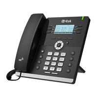 Tiptel Htek UC903 Téléphone IP - Noir