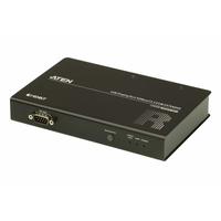 ATEN Système d'extension KVM USB DisplayPort HDBaseT™ 2.0 (unité distante) (4K à 100 m) - Noir