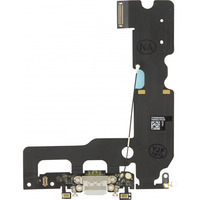 Quality Parts Replacement Charge/Data Connector incl. Flex Cable for Apple iPhone 7 Plus Grey OEM