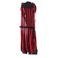 Corsair 24-pin ATX, Black/Red - Noir,Rouge