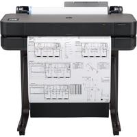HP Designjet T630 Grootformaat printer - Zwart, Cyaan, Magenta, Geel