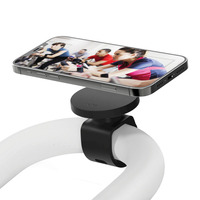 Belkin Magnetic Fitness Phone Mount, Black Supports - Noir
