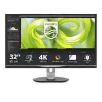 Philips Brilliance Moniteur LCD 4K avec Ultra Wide-Color 328P6VJEB/00 - Noir