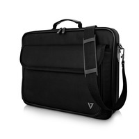 "V7 16"" Essential Frontloading Laptop Case Laptoptas"