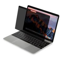 """Targus Magnétiques Écran de Confidentialité 12"""" MacBook Accessoire d'ordinateur portable - Transparent"""