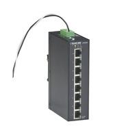 Black Box Gigabit 8ports PoE+ durci Switch - Noir