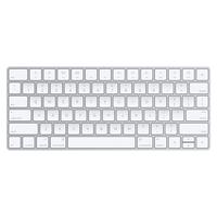 Apple Magic Keyboard - QWERTY Clavier - Argent, Blanc