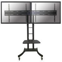 """Newstar Meuble sur roulettes pour écrans plat, 60"""" Max, Poids maximal 125kg, VESA 200x200 / 800x600mm, Noir ....."""