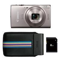 Canon IXUS 285 HS Digitale camera - Zilver