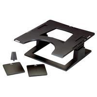 3M 320 x 320 x 102 - 152 mm, 6.8 kg Laptop steun - Zwart