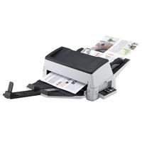 Fujitsu fi-7600 Scanner - Zwart,Wit