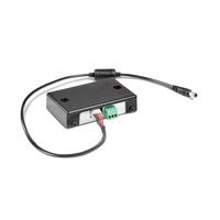 Elo Touch Solution 24 VDC Converter Kit Convertisseurs électriques - Noir