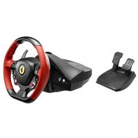 Thrustmaster Ferrari 458 Spider Contrôleur de jeu - Noir, Rouge