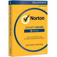 NortonLifeLock Norton Security Deluxe 3.0 Software