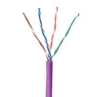 Molex PowerCat 4-Pair LS0H cable, 305 m, Violet Netwerkkabel
