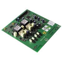 Tiptel 2FXO module Digitale & analoge I/O module - Groen
