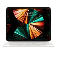 Apple Magic Keyboard voor 12,9‑inch iPad Pro (5e generatie) - QWERTY - Wit