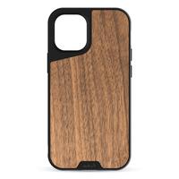 Mous Limitless 3.0 Case iPhone 12 (Pro) - Walnut - Walnut