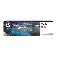 HP 973X originele magenta high-capacity PageWide cartridge Inktcartridge