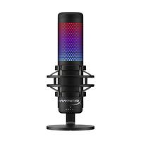 HyperX QuadCast S Microfoon - Zwart