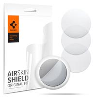 Spigen AirTag Protective Film Airskin Shield HD 4PCS - Transparent