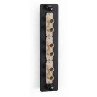 Black Box Platine de raccordement fibre Panneau de brassage - Beige