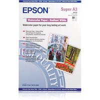 Epson WaterColor Paper - Radiant White Papier - Blanc