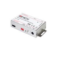 Lindy EDID/DDC Emulator for HDMI Displays Commutateur vidéo - Blanc