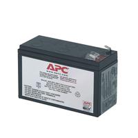 APC Replacement Battery 12V-7AH Batterie de l'onduleur - Noir