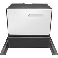 HP Armoire et socle d'imprimante PageWide Enterprise Meuble d'imprimante - Noir,Gris