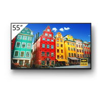 """Sony 55"""", 3840 x 2160 4K UHD, 440 cd/m², 1200:1, IPS, LED, Anti Glare, HDR10, Android 10 Écrans professionnels - ....."""
