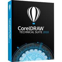 Corel DRAW Technical Suite 2018 Graphics/photo imaging software