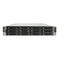 Intel Server System R2312WTTYSR Serveur barebone - Noir,Métallique