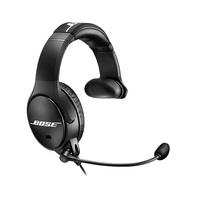 Bose SoundComm B40 Headset - Zwart
