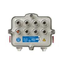 Cisco Flexible Solutions Tap Fwd EQ 1.25GHz 8dB (Multi=8) Répartiteur de câbles - Gris
