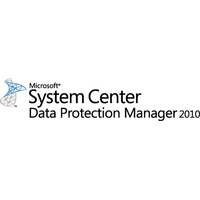 Microsoft System Center Data Protection Manager 2010 Server ML Enterprise, EDU, SA, OLV E, 1 Yr Logiciel de .....