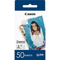 """Canon 50 vel ZINK 2""""x3"""" (5x7,6cm) Fotopapier - Wit"""