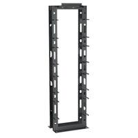 Black Box Rack Manager II étagères - Noir