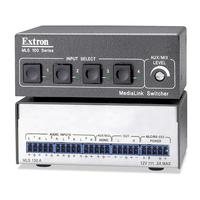 Extron MLS 100 A Videoschakelaar - Zwart,Wit