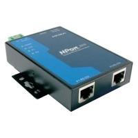 Moxa NPort 5210-T, 2 x RS-232 serial device server, -40 - 75°C Serveur série