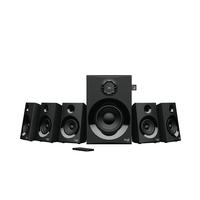 Logitech Z607 5.1 Surround Sound Speaker System Krachtig geluid met Bluetooth Luidspreker set - Zwart