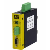 KTI Networks KSC-240 - RS-232 to RS-485, RS-232 to RS-422, Duplex ST, Duplex SC, single SC Seriële .....