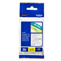 Brother TZe-135 Labelprinter tape - Grijs