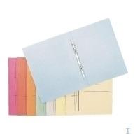 Esselte Paperboard folder, Yellow Map - Geel