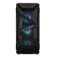 ASUS TUF Gaming GT301 Boîtier d'ordinateur - Noir