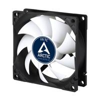 ARCTIC F8 TC Cooling - Zwart,Wit