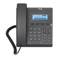 Axtel IP Phone AX-200 Téléphone IP - Noir